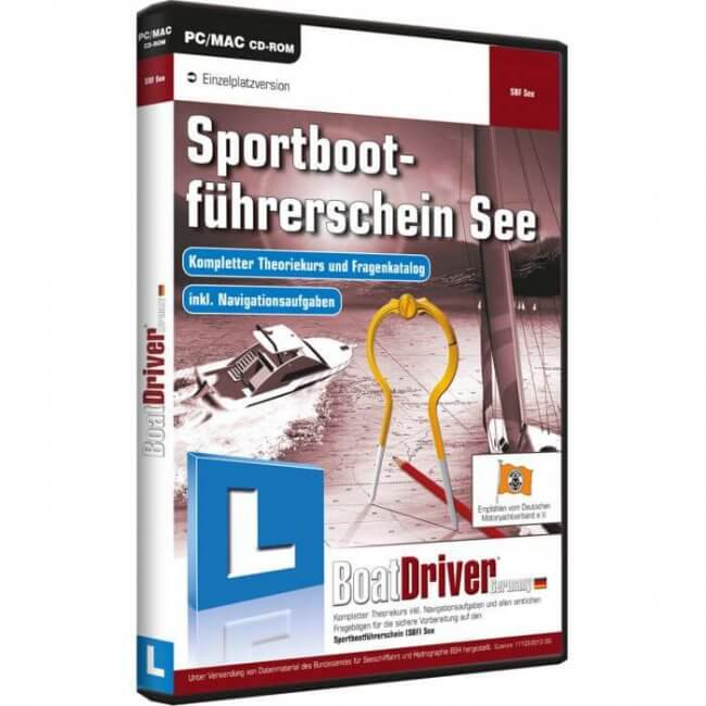 Lernsoftware BoatDriver SBF See (Download)