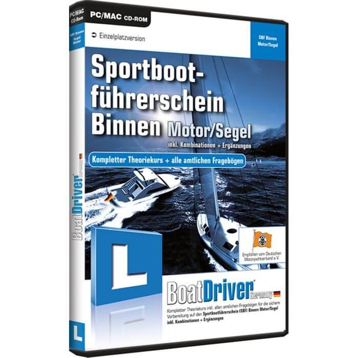 Lernsoftware BoatDriver SBF Binnen (Download)